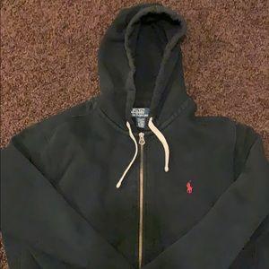 Polo Ralph Lauren Cotton Blend Fleece Hoodie XL